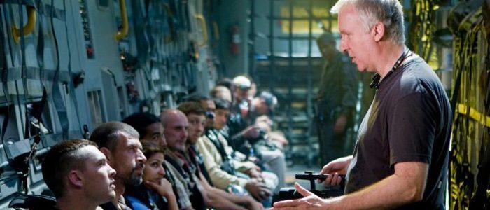 James Cameron reaction