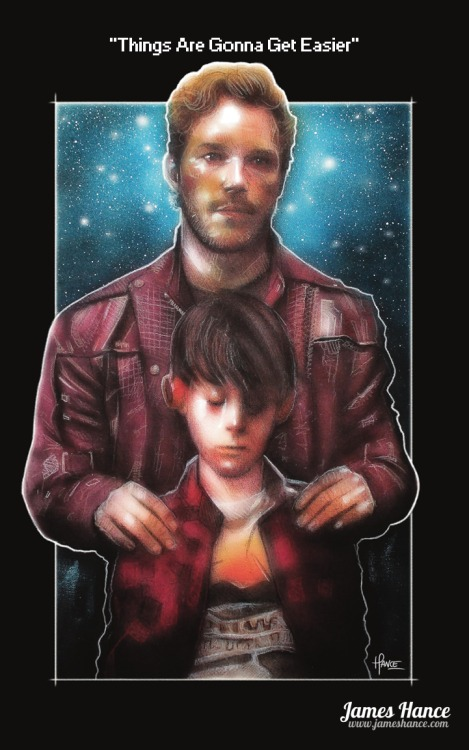 James Hance Star Lord