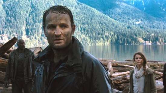 Jason in Dawn of the Planet of the Apes