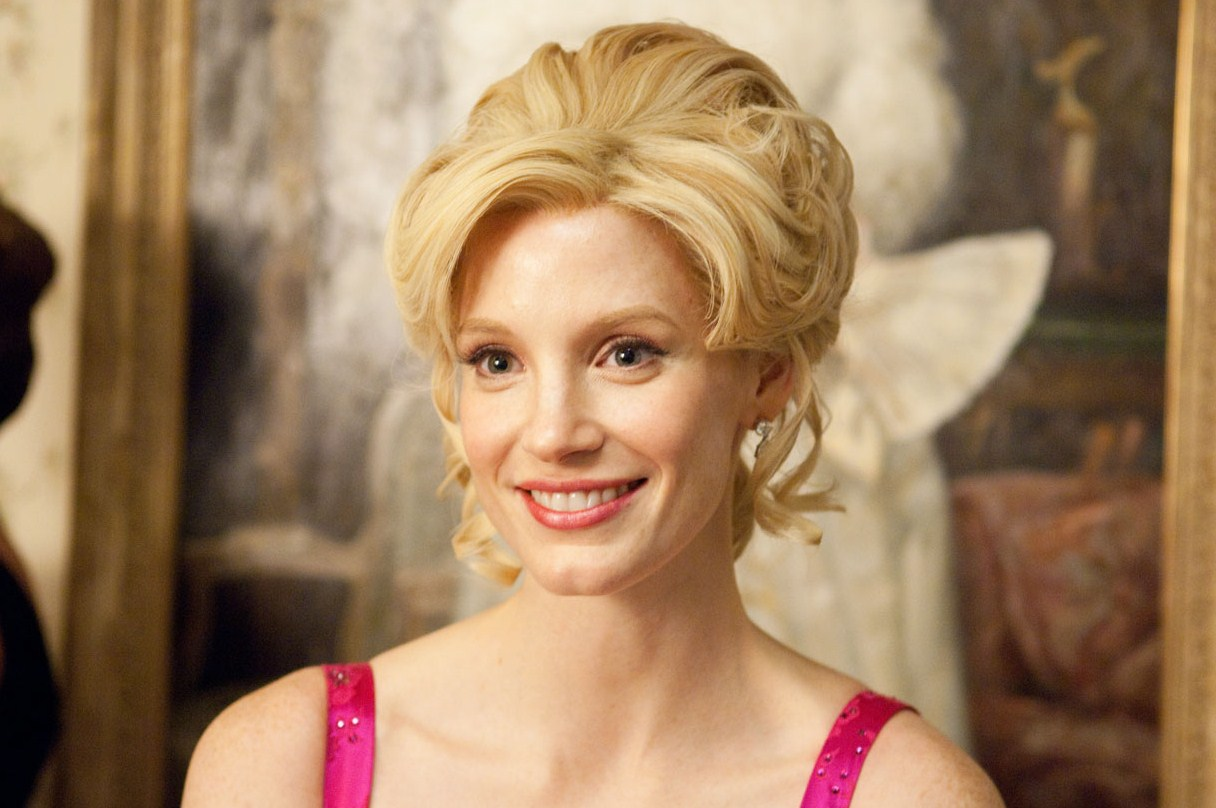 Image result for jessica chastain the help