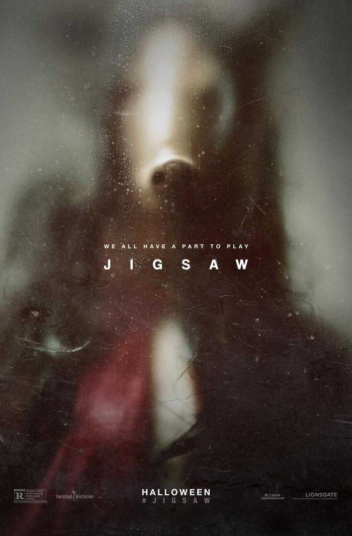 Jigsaw teaser poster