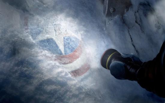 Jim Martin Captain America concept