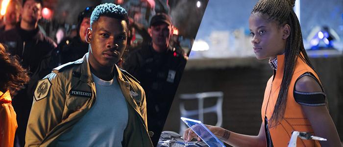 John Boyega and Letitia Wright Join Sci-Fi Romance 'Hold Back the Stars'