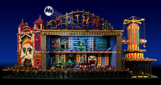 Joker Lego Funhouse