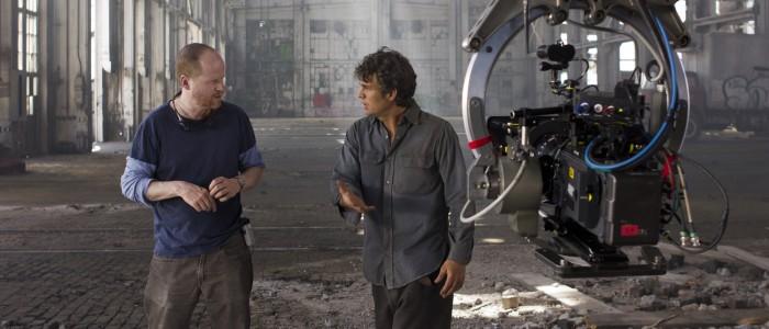 Joss Whedon directing The Avengers