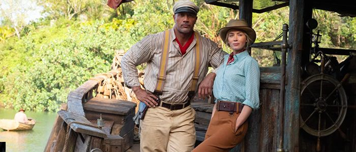 Jungle Cruise ride characters