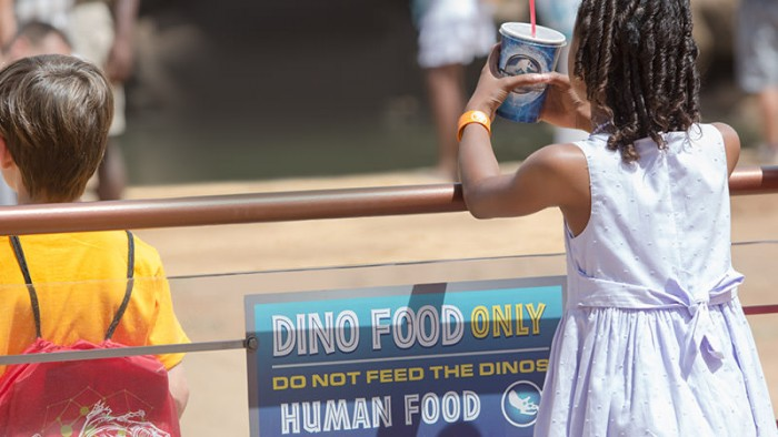 Jurassic World Feed