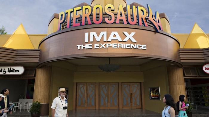 Jurassic World IMAX