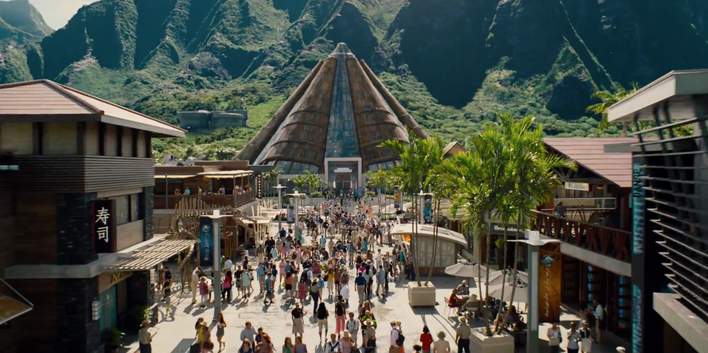 Jurassic World Sequel Announced For 2018