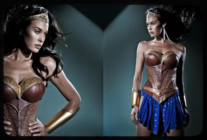 Justice League Mortal Wonder Woman