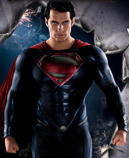 Kelloggs Man of Steel