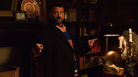 Kevin Smith directing Tusk