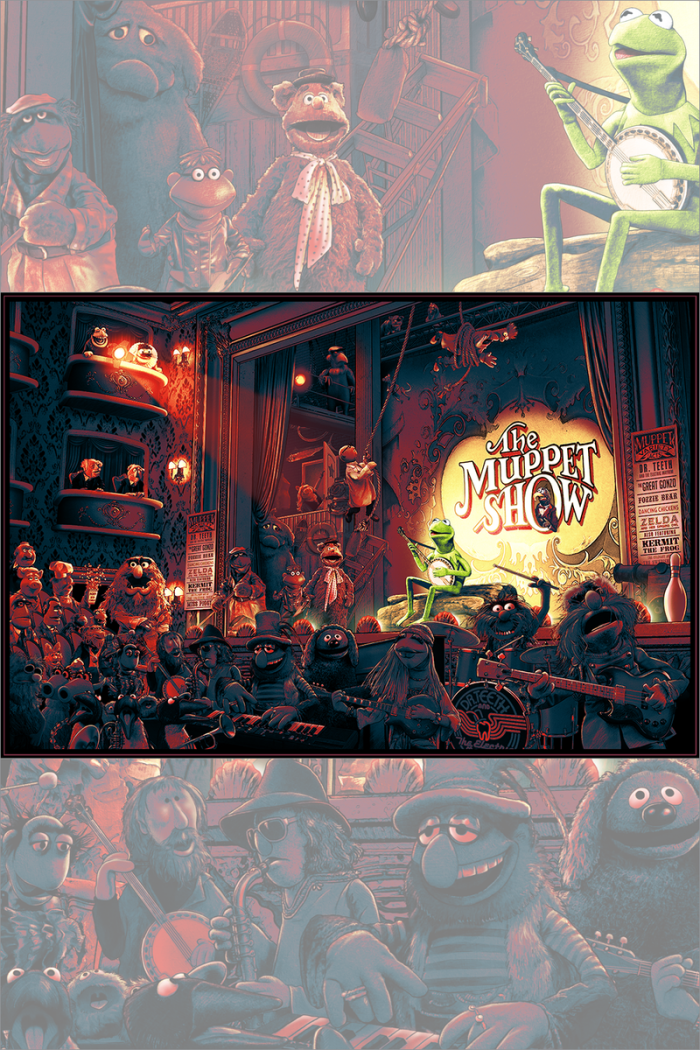 Kevin Wilson The Muppet Show