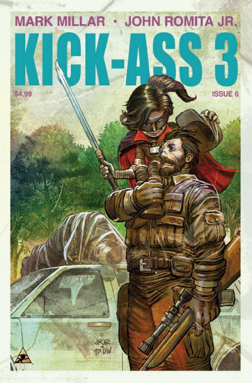 Kick Ass 3 Issue 6