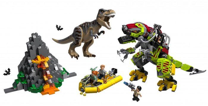LEGO JW 1