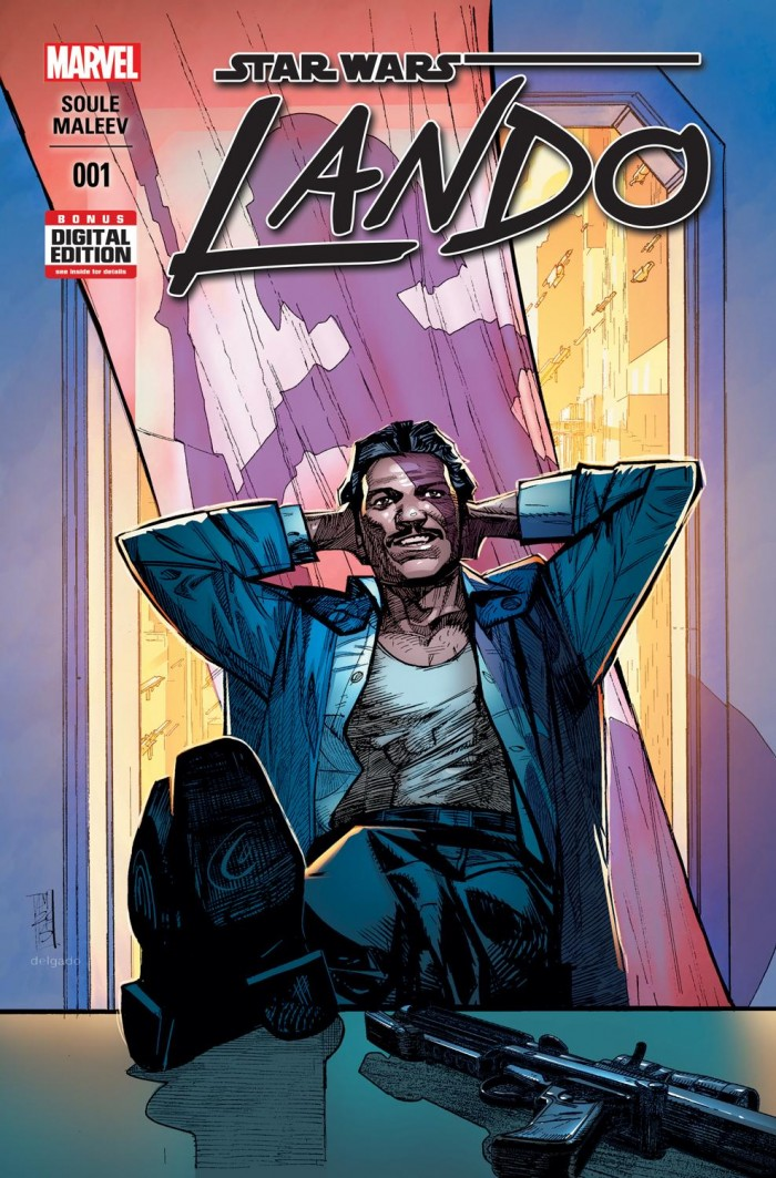 Lando 1 Marvel Comic
