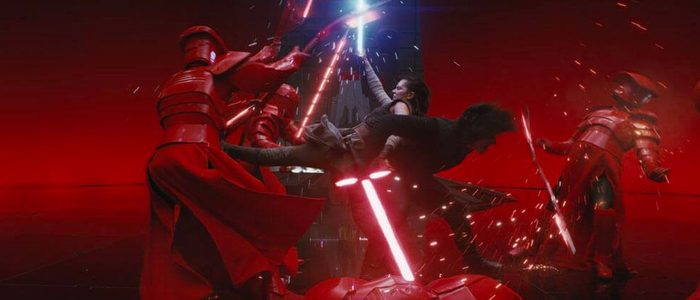 the last jedi set up the rise of skywalker