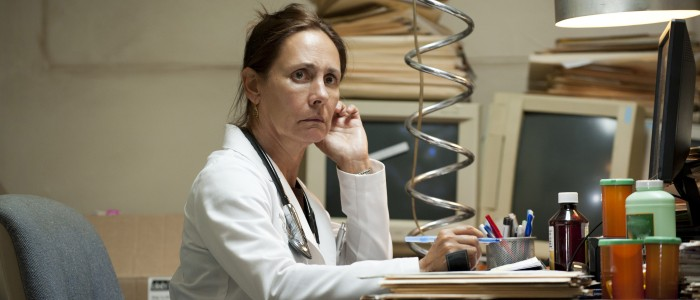 Laurie Metcalf in Getting On