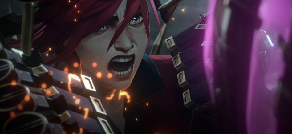 'League of Legends' Animated Series 'Arcane' Coming to Netflix This Fall, Watch the Teaser Trailer