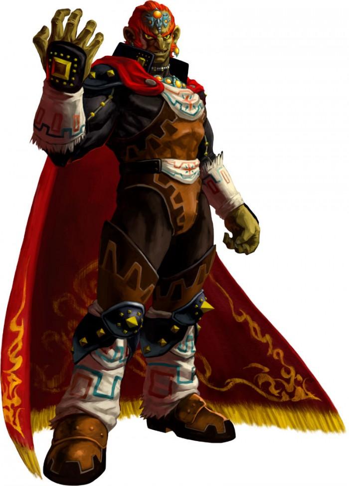 Legend of Zelda Ganon
