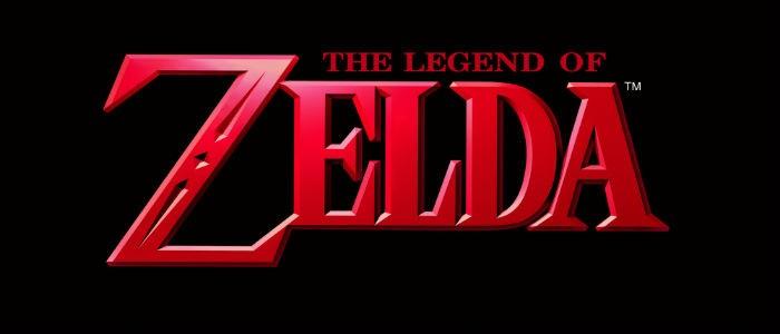 Legend of Zelda Logo