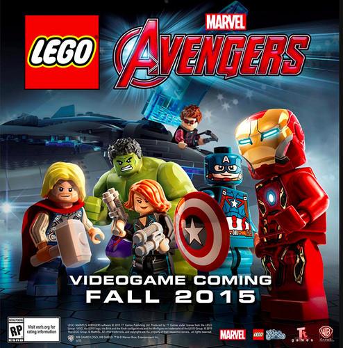 Lego AvengersGame