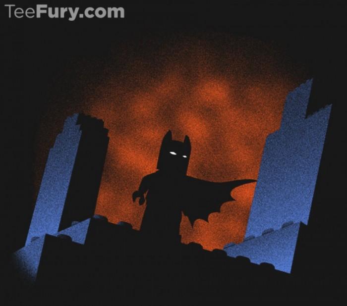 Lego Batman tshirt