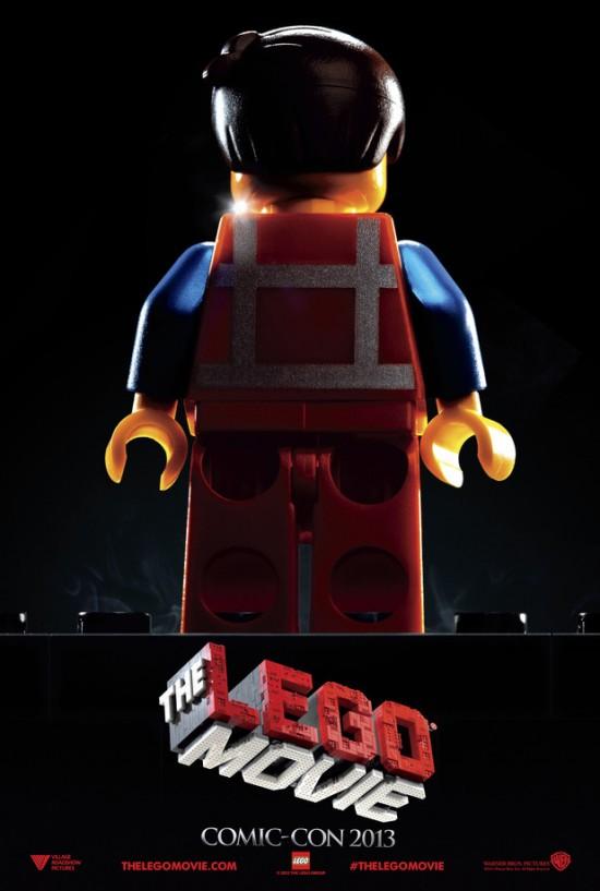 Lego Movie Comic Con