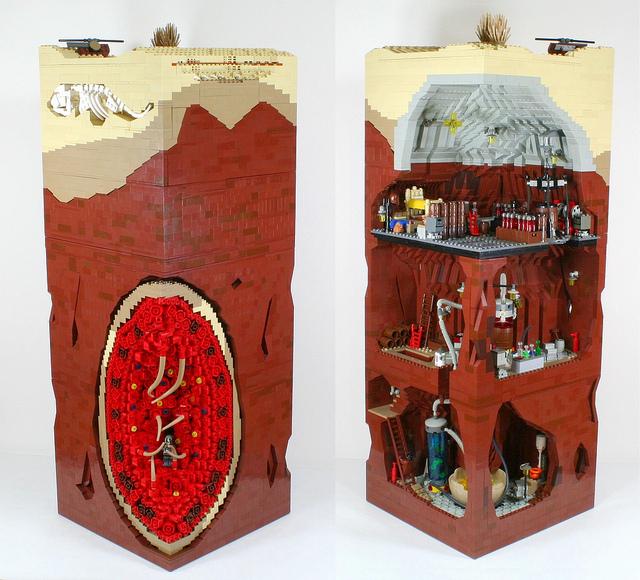 Lego Sarlaac