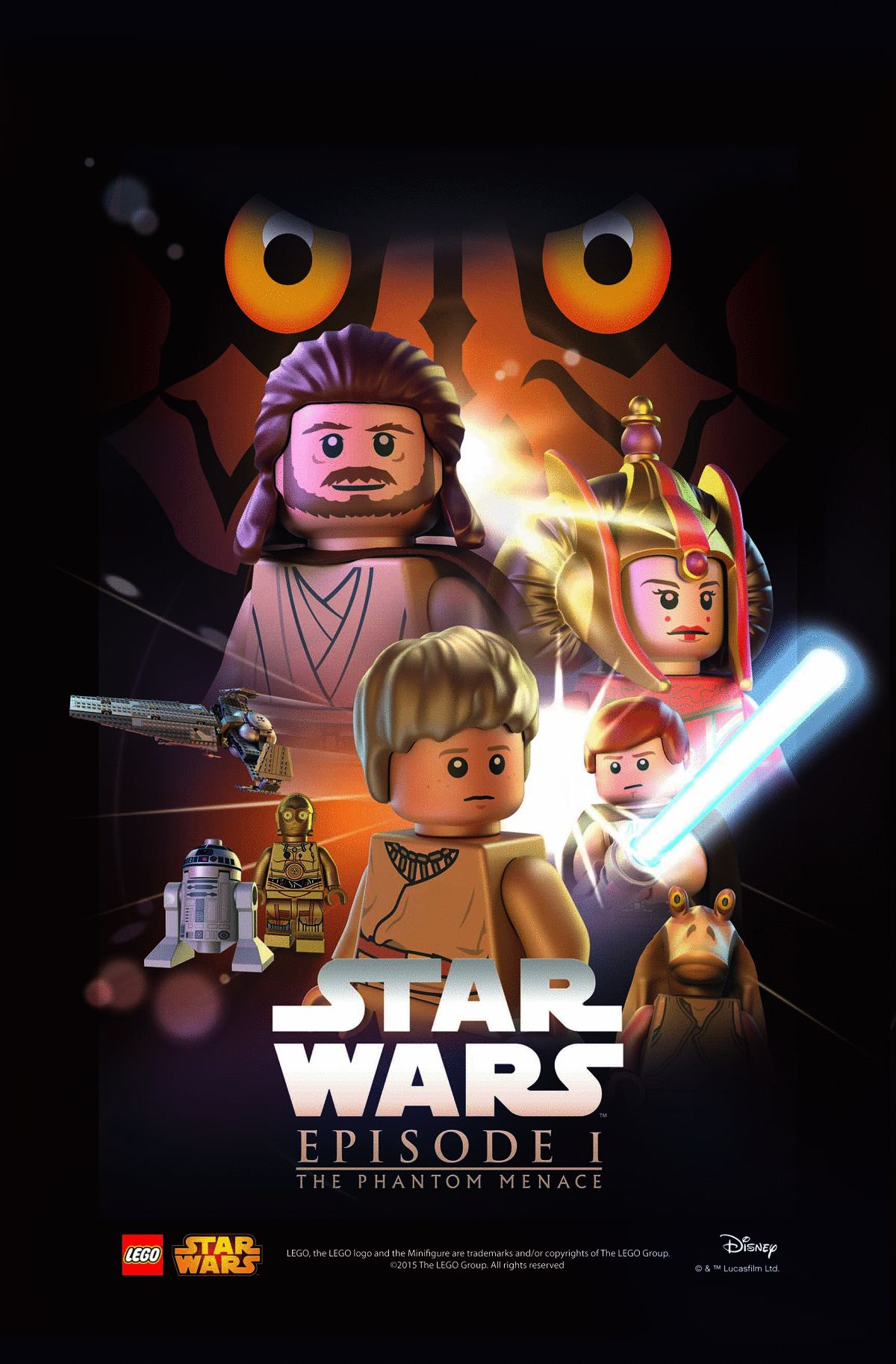 Lego Star Wars Film