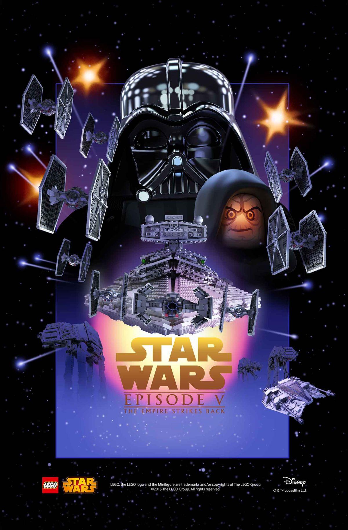 Lego Star Wars Filme