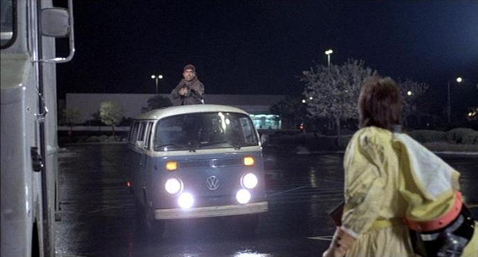 back to the future Libyan chase