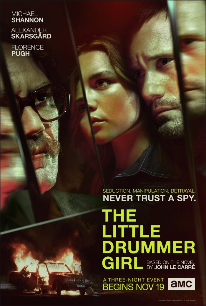Little Drummer Girl poster