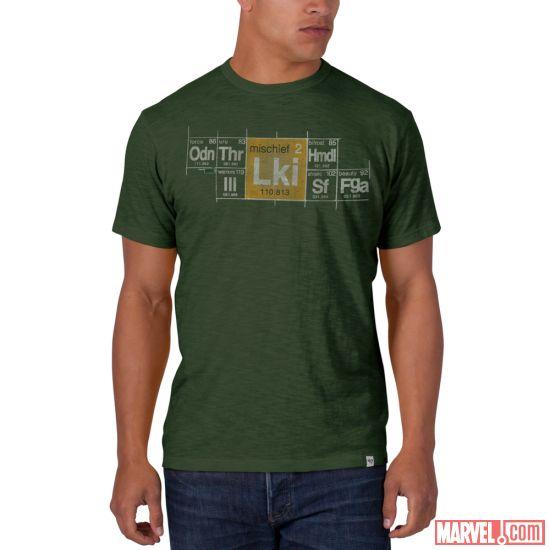 Loki Marvel Shirt