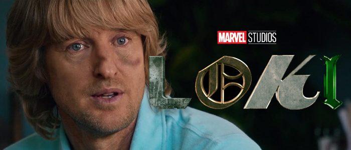 Loki cast Owen Wilson