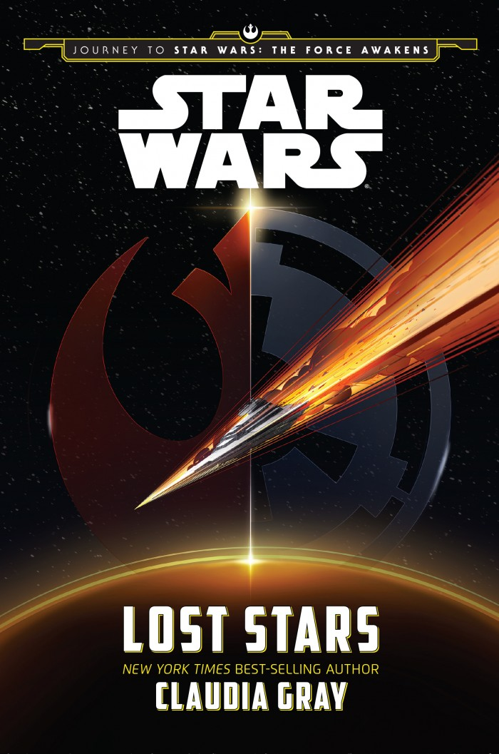 Star Wars: Lost Stars (Disney-Lucasfilm Press), Young Adult novel written by Claudia Gray