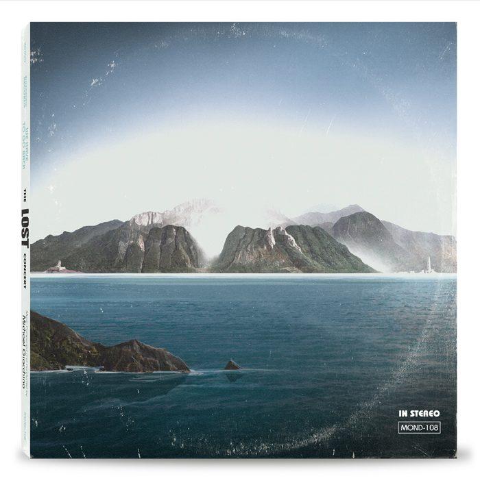 Lost vinyl album cover