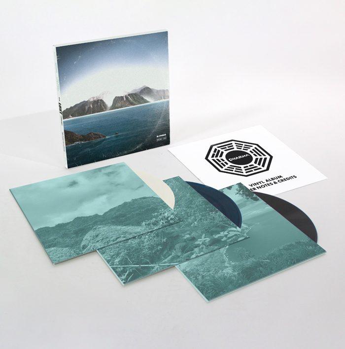 Lost vinyl set wide
