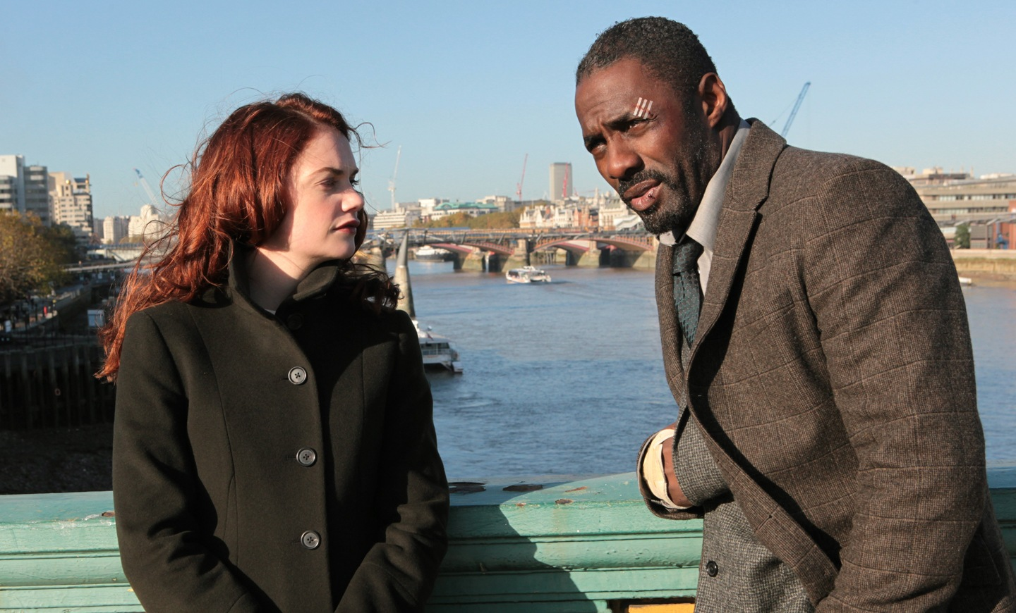 Fox Plans Luther US Remake With Idris Elba Producing