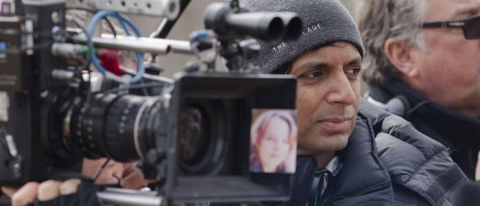 M Night Shyamalan directing The Visit