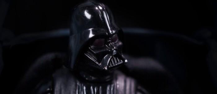 Darth Vader Star Wars A Toy Story