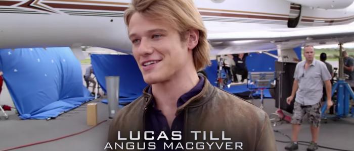 MacGyver - Lucas Till