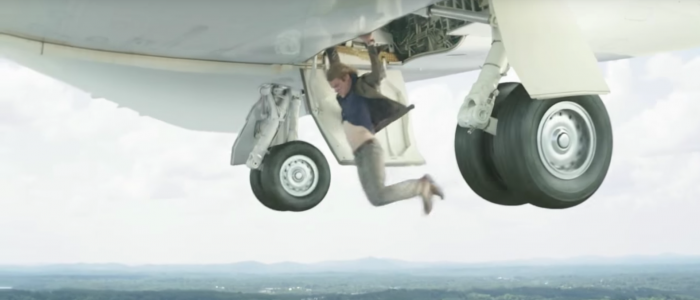 MacGyver airplane
