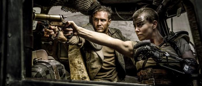 Mad Max Fury Road - Max and Furiosa