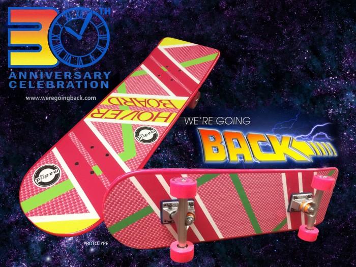 Madrid-Pink-Hoverboard-Skateboard