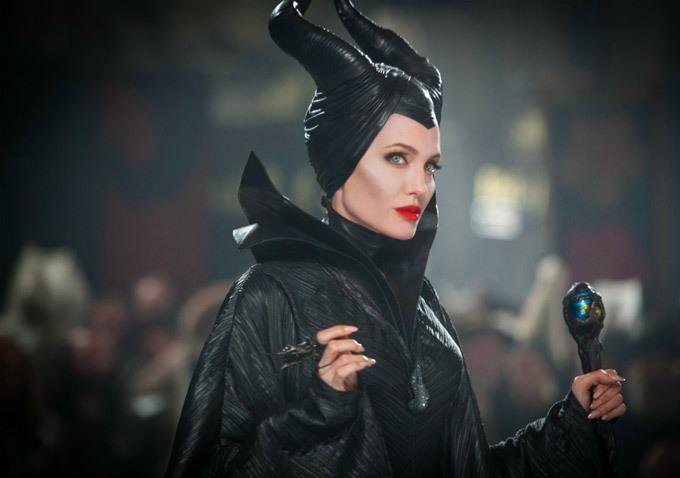 Angelina Jolie in Disneys Maleficent: New Photos