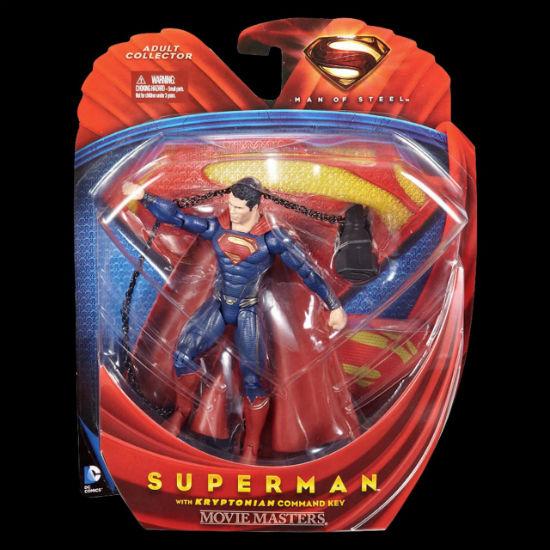 Man of Steel Action Figure