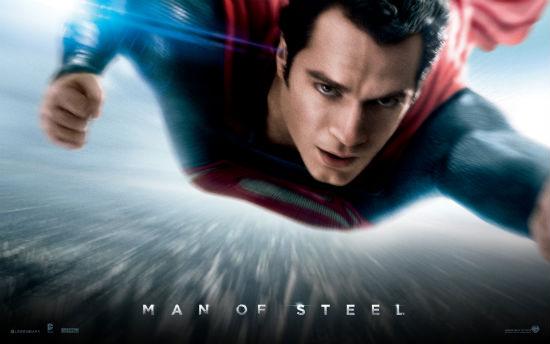 Man of Steel Poster Header