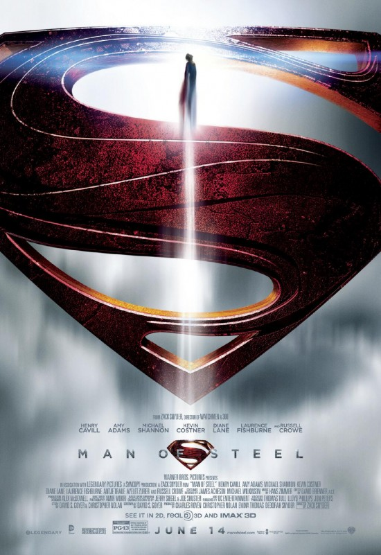 Man of Steel S Poster