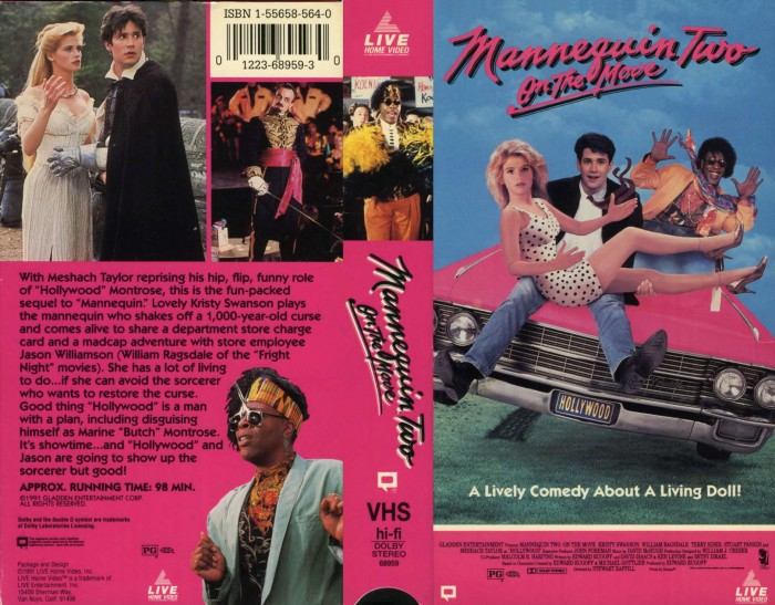 Mannequin 2 cover